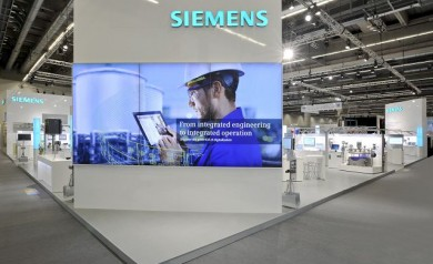 ACHEMA 2015 Siemens AG