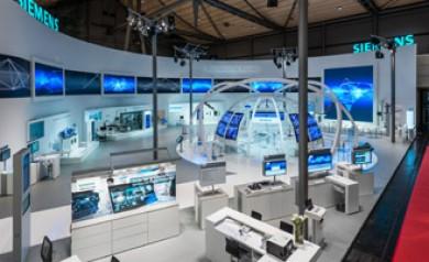 Hannover Messe 2015 Siemens AG