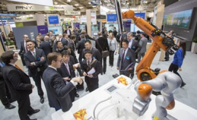 Microsoft Hannover Messe 2015