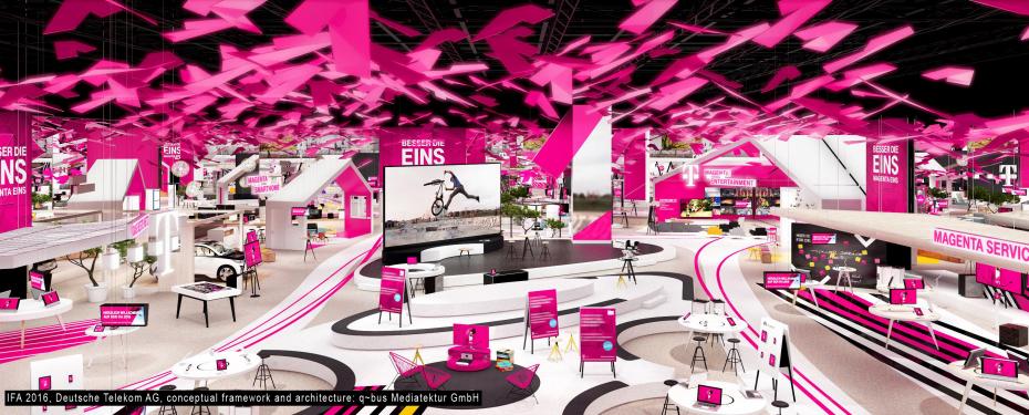 fairtec kommunikationstechnik gmbh en deutsche telekom ifa 2016. Black Bedroom Furniture Sets. Home Design Ideas