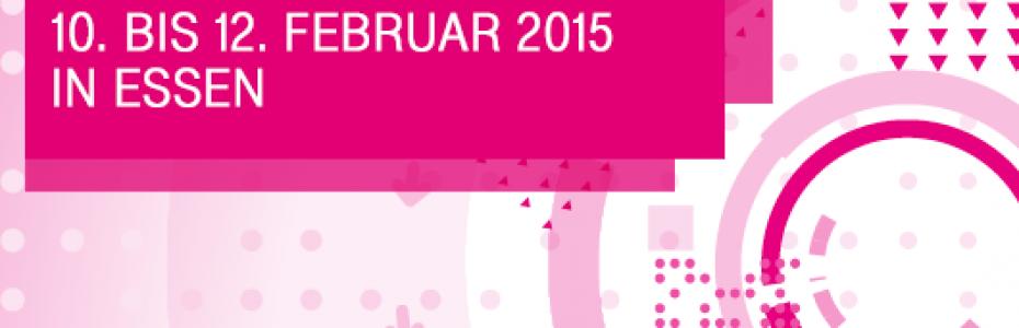 Deutsche Telekom E-world 2015