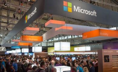 Microsoft CeBIT 2015