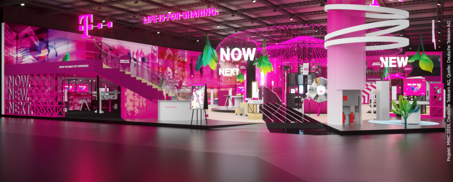 Mobile World Congress 2018 - Deutsche Telekom AG