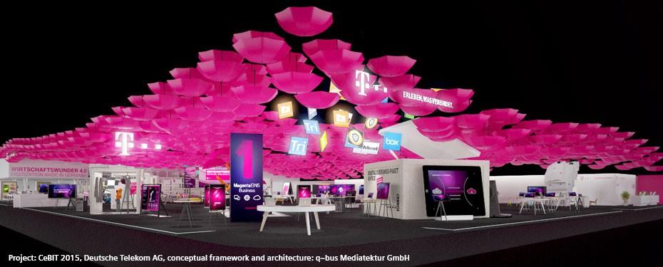 Deutsche Telekom CeBIT 2015