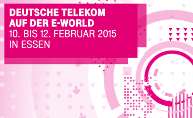 Deutsche Telekom E-world 2015