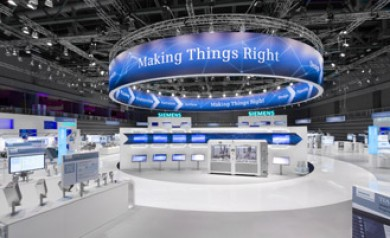 SPS IPC Drives Siemens AG